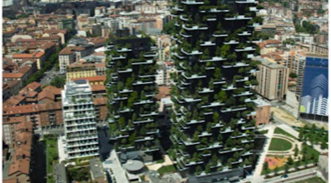 Habiller la ville en vert