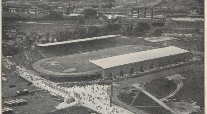Le stade olympique de Colombes : la création d'un domaine sportif à l'occasion des Jeux Olympiques de Paris en 1924